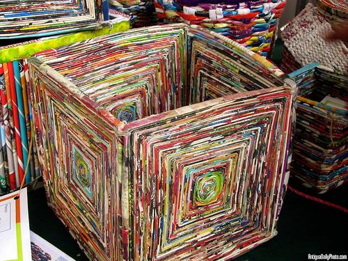 Recyling Magazines