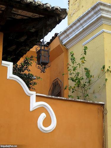 Antigua Guatemala Fragments