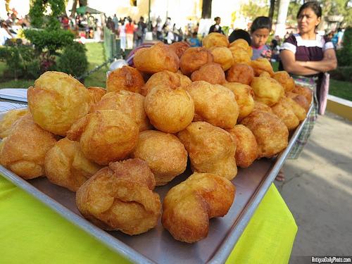 Guatemalan Comfort Food: Buñuelos