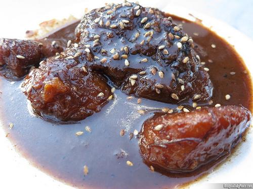 Guatemalan Comfort Food: Mole