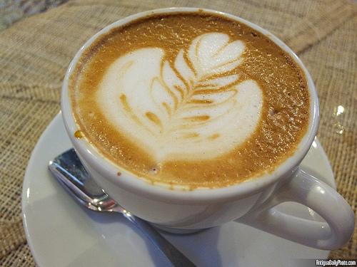 Cappuccino from Tretto Caffé