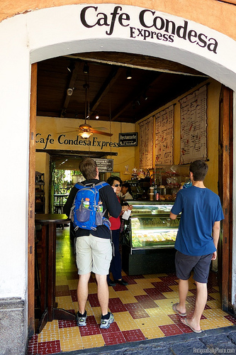 Café Condesa Express