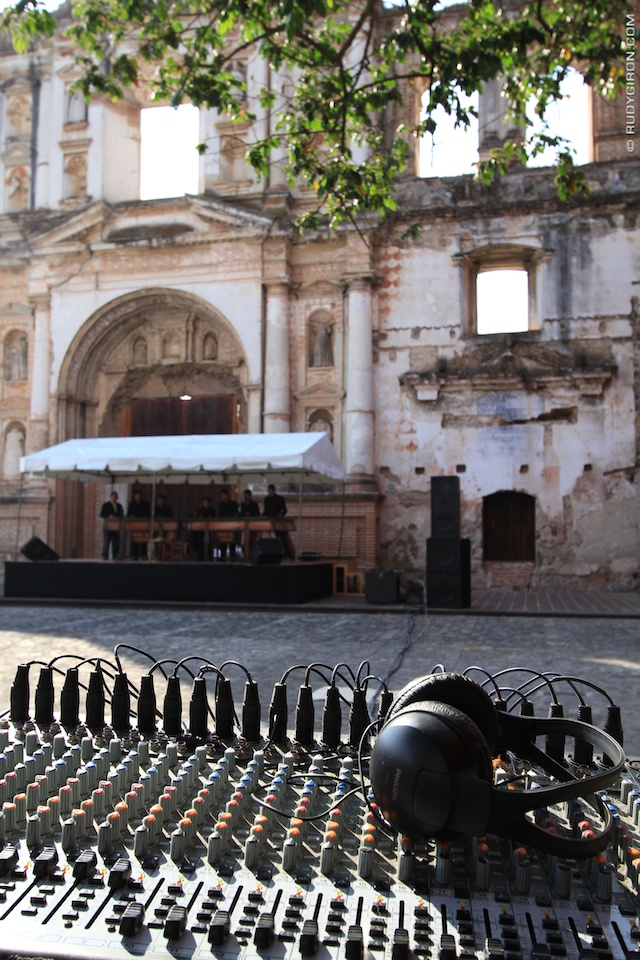 Marimba Days in Antigua Guatemala by Rudy Giron - www.rudygiron.com