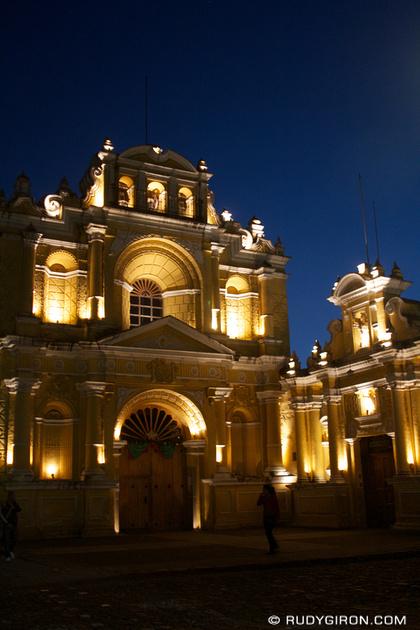 Rudy Giron: AntiguaDailyPhoto.com &emdash; Iglesia de las Obras Sociales del Hermano Pedro
