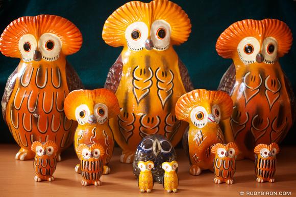 Rudy Giron: AntiguaDailyPhoto.com &emdash; Guatemalan Fortune Owls