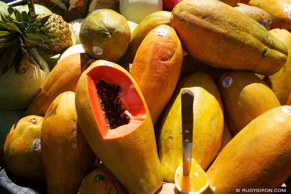 Rudy Giron: AntiguaDailyPhoto.com &emdash; Fresh Tropical Fruits Available Year Round