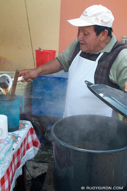 Rudy Giron: AntiguaDailyPhoto.com &emdash; Lent Food: Batido Drink