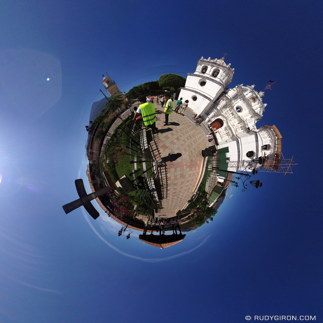 Tiny Planets Part 1 - Pics about space