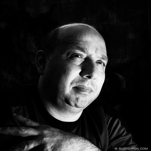 Rudy Giron: Portraits &emdash; Portrait of Norman Ávila