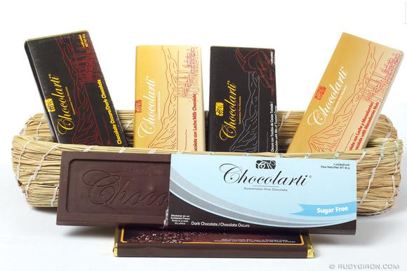 Rudy Giron: Alyss Boutique &emdash; Variedad de deliciosos chocolates