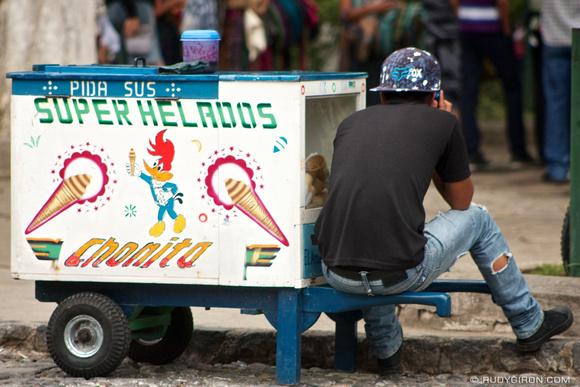 Rudy Giron: AntiguaDailyPhoto.com &emdash; Pida sus Súper Helados