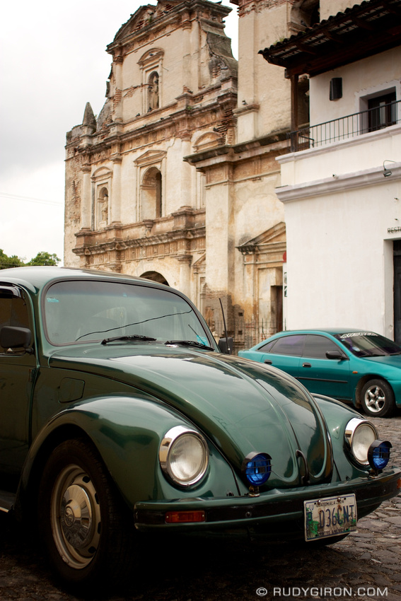 Rudy Giron: AntiguaDailyPhoto.com &emdash; The Ever-Present Beetles in Antigua Guatemala