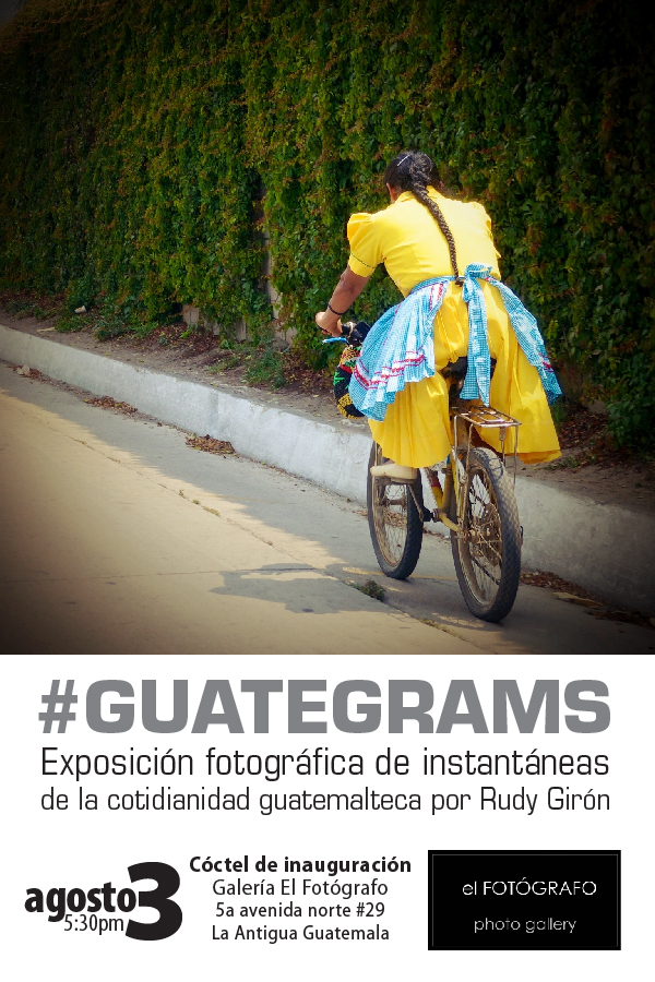 #Guategrams: photographic stamps of daily life from Guatemala by Rudy Girón