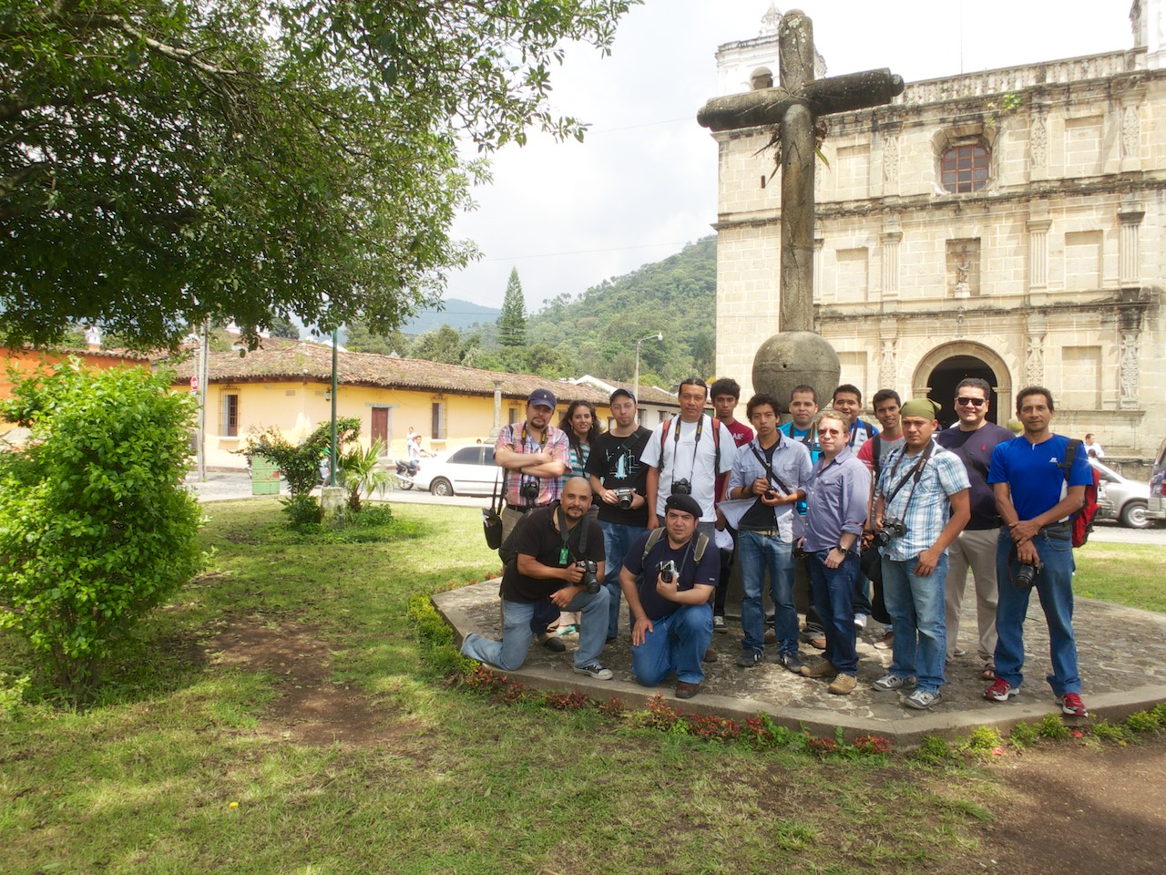 Photowalks in Antigua Guatemala by Rudy Giron