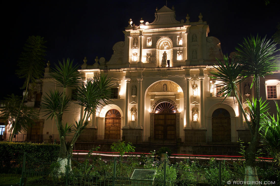 San Jose Catedral Antigua Guatemala Parroquia de San José Antigua