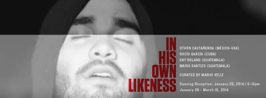 In His Own Likeness promo banner