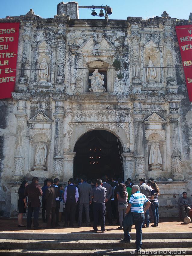 Rudy Giron: AntiguaDailyPhoto.com &emdash; Día de Reyes at San Gaspar Vivar