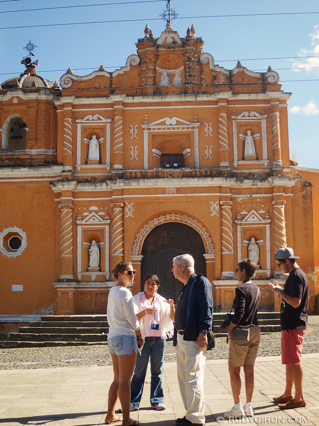 Rudy Giron: AntiguaDailyPhoto.com &emdash; Touring the Antigua Guatemala Villages