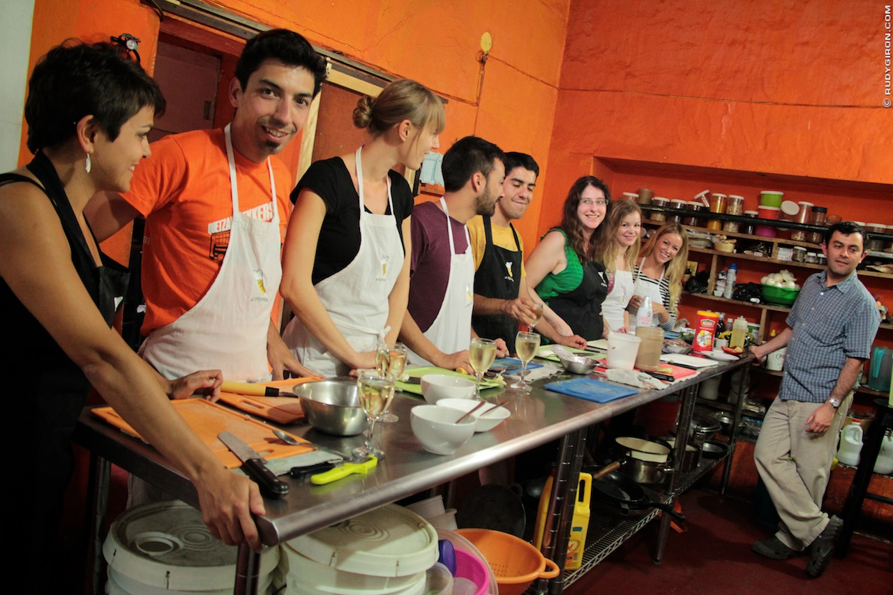 Guatemalan Cooking School Frijol Feliz image by Rudy Giron + http://photos.rudygiron.com© Rudy Giron