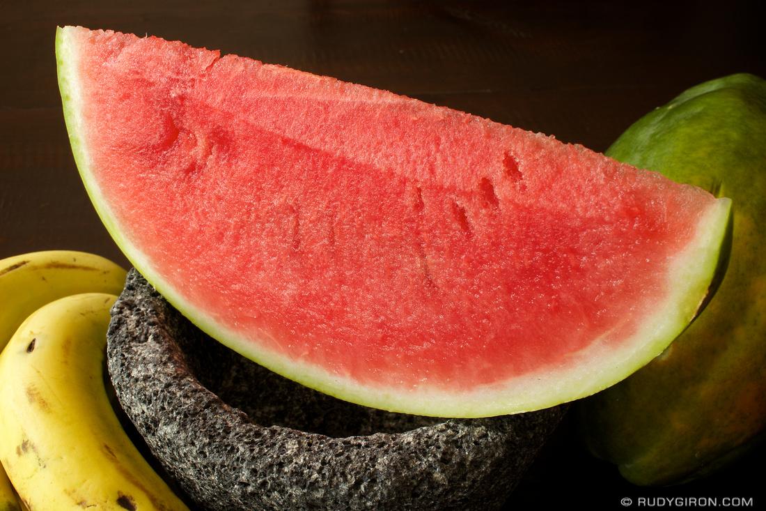 Rudy Giron: AntiguaDailyPhoto.com &emdash; Guatemalan Watermelon