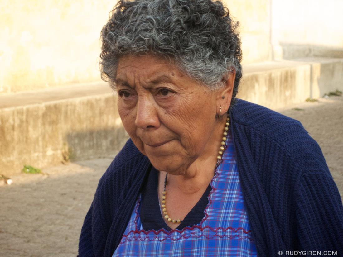 Rudy Giron: AntiguaDailyPhoto.com &emdash; Portrait of Grandma