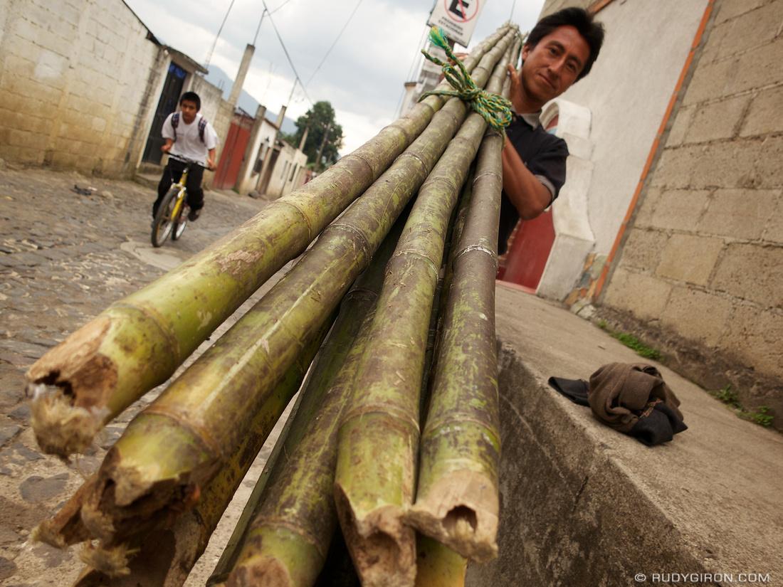 Rudy Giron: AntiguaDailyPhoto.com &emdash; Guatemalan Portrait: The Cañero