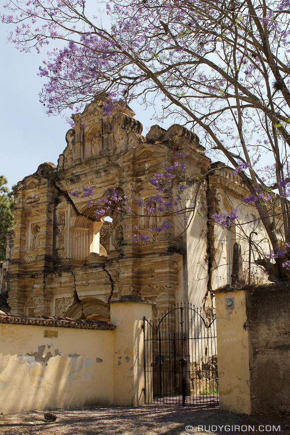 Rudy Giron: AntiguaDailyPhoto.com &emdash; Santa Rosa Ruins