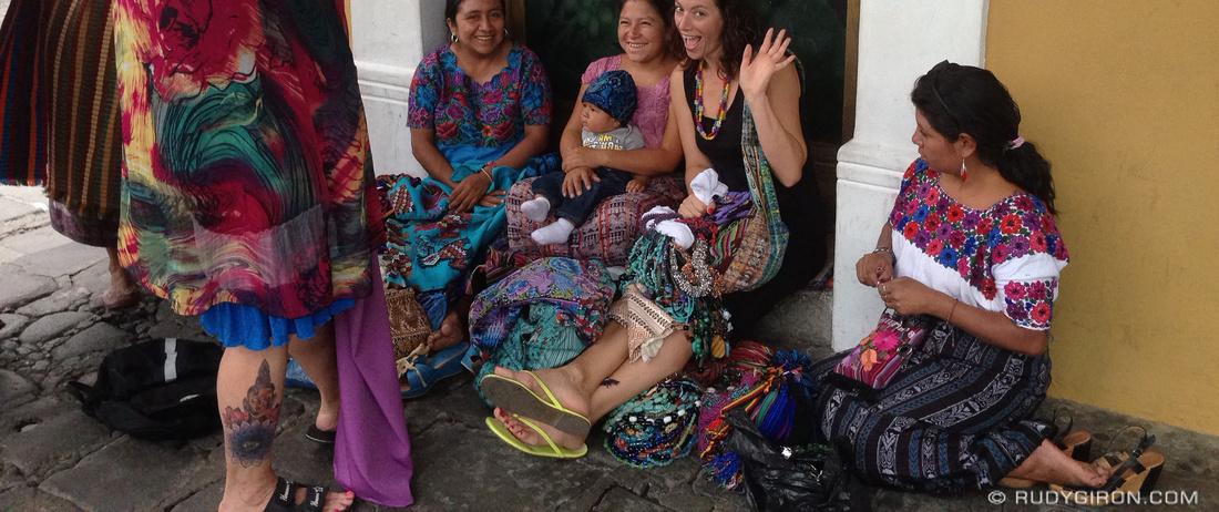 Rudy Giron: Antigua Guatemala &emdash; Smiles in Antigua Guatemala