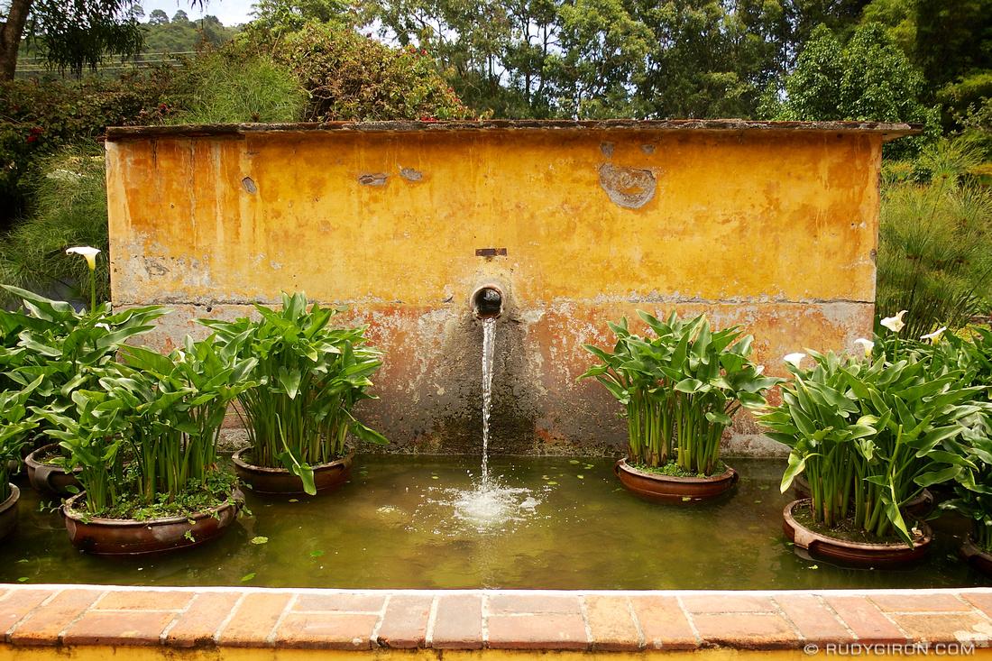 Fountains as Decoration Pieces – AntiguaDailyPhoto.Com
