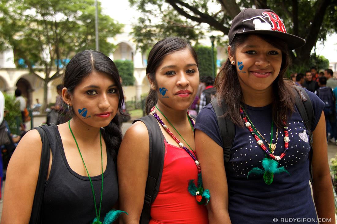 Rudy Giron: Antigua Guatemala &emdash; We Love Guate