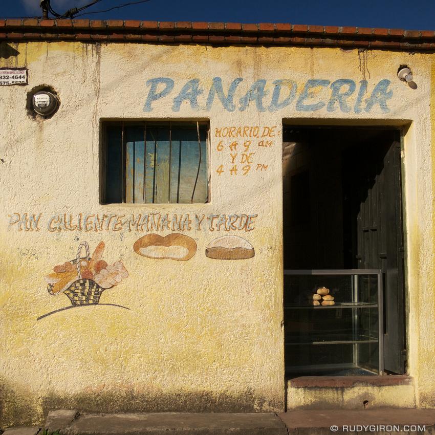 Rudy Giron: Antigua Guatemala &emdash;