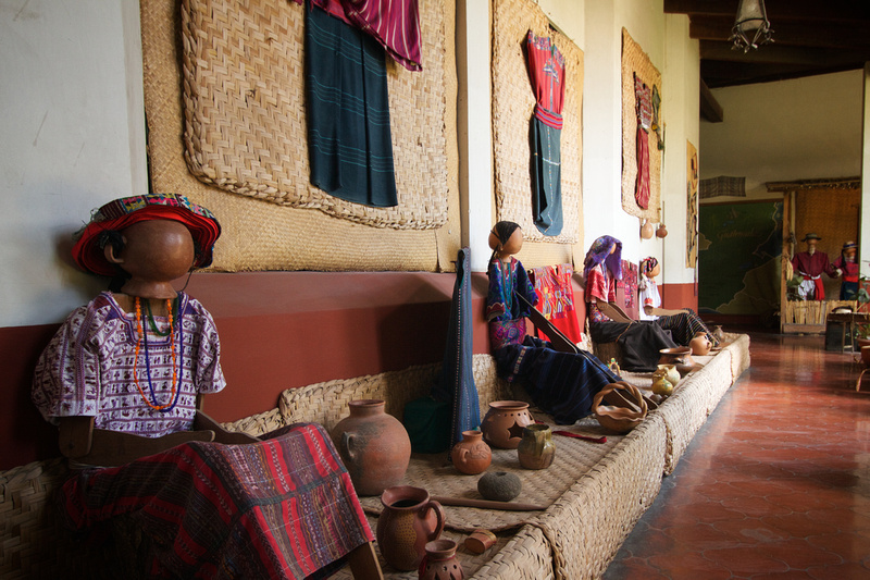 Rudy Giron: Mayan Weavers and Textiles &emdash;