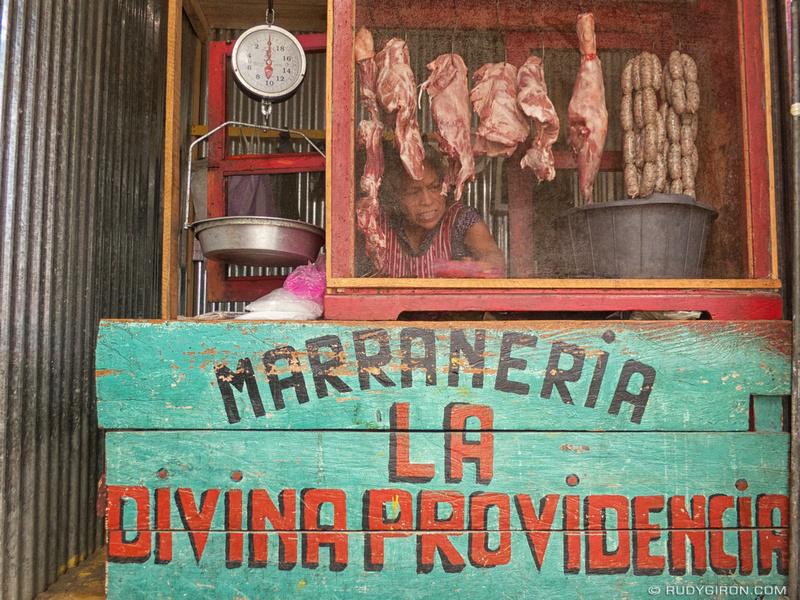 Rudy Giron: Antigua Guatemala &emdash; Marraneria La Divina Providencia, Antigua Guatemala