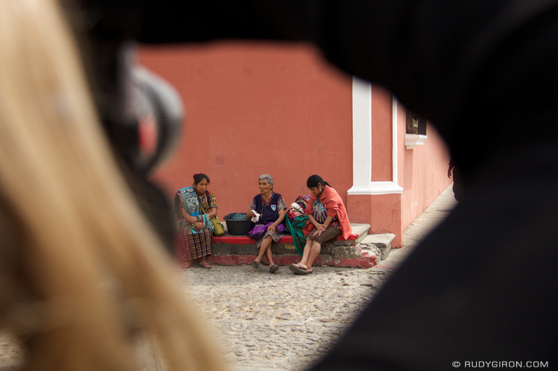 Rudy Giron: Antigua Guatemala &emdash; Capturing daily life images in Antigua Guatemala during a photo walk.