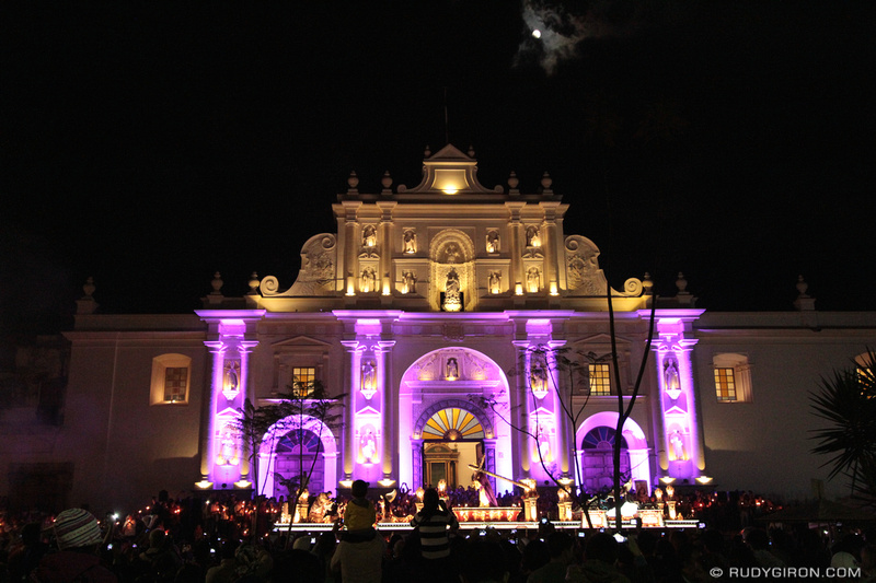 Rudy Giron: Antigua Guatemala &emdash; Holy Week Vistas: Processions