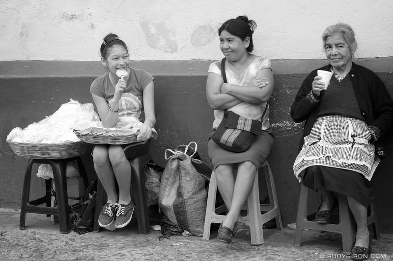 Rudy Giron: Antigua Guatemala &emdash; Tres Generaciones, Antigua Guatemala © Rudy Giron