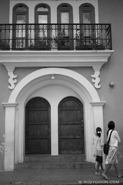 Rudy Giron: Antigua Guatemala &emdash; © Double Door Archway, Antigua Guatemala by Rudy Giron