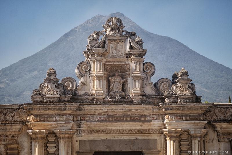 Rudy Giron: Antigua Guatemala &emdash; Architectonic details from Antigua Guatemala