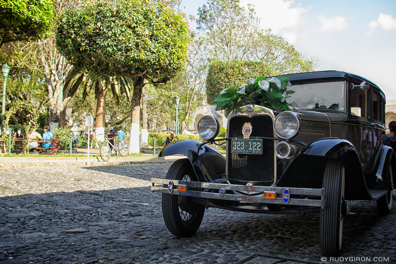 Rudy Giron: Antigua Guatemala &emdash; Ford 1930 in Antigua Guatemala