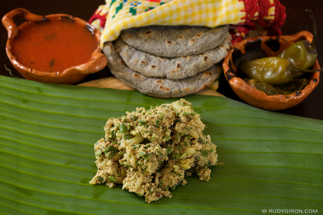 Rudy Giron: Guatemalan gastronomy &emdash; Guatemalan Food: Iguashte