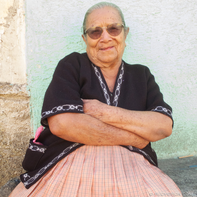 Rudy Giron: Instagrams &emdash; Portrait of A Guatemalan Grandmother