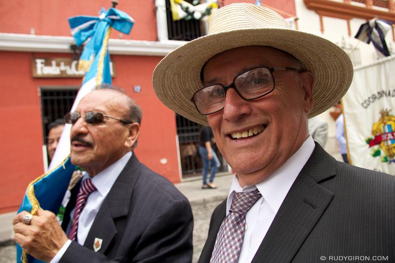 Rudy Giron: Antigua Guatemala &emdash; Parade of Insol in Antigua Guatemala