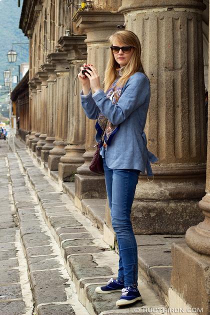 Rudy Giron: Antigua Guatemala &emdash; Street Photography in Antigua Guatemala