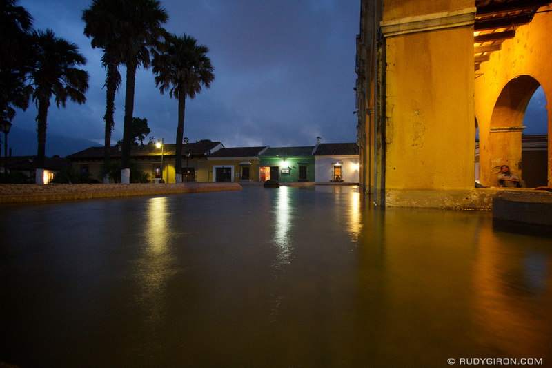 Rudy Giron: Antigua Guatemala &emdash; Pilas de Santa Clara, La Antigua Guatemala