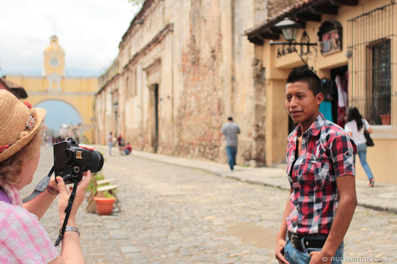 Rudy Giron: Antigua Guatemala &emdash; Antigua Photo Walks