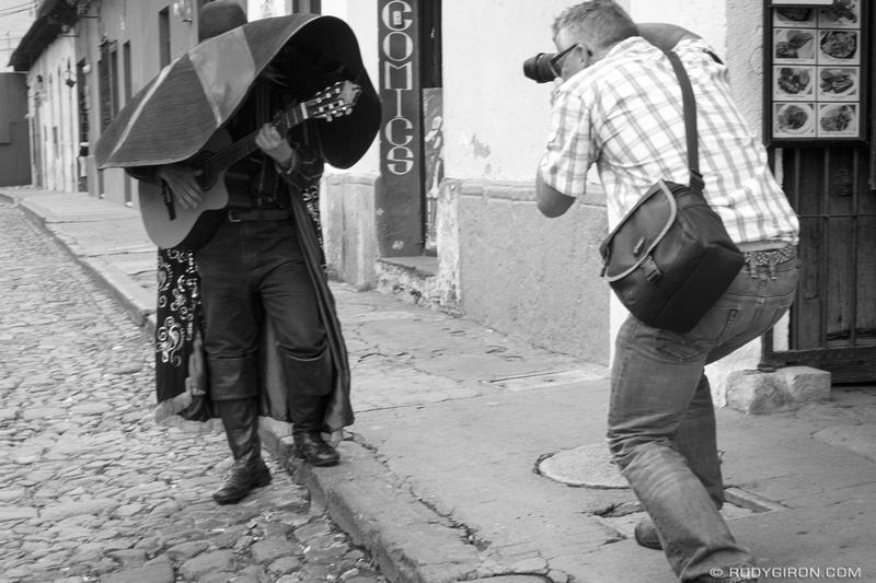Rudy Giron: Antigua Guatemala &emdash; Capturing El Sombrerón on the streets of La Antigua Guatemala