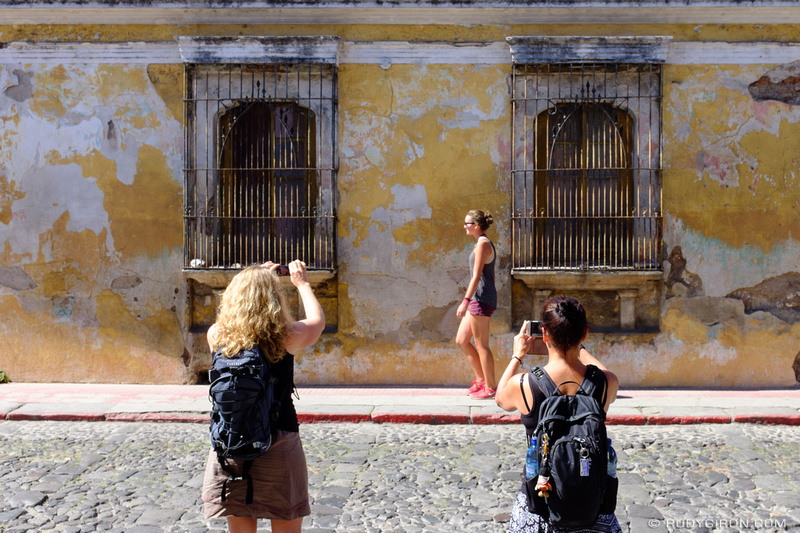 Rudy Giron: Antigua Guatemala &emdash; Antigua Photo Walks with Smartphone Cameras