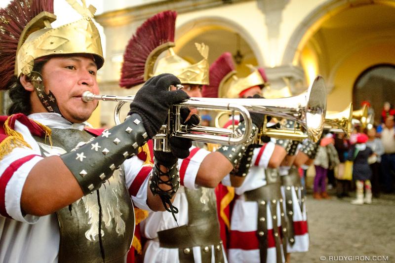 Rudy Giron: Antigua Guatemala &emdash; The Guatemalan Lenten Kitsch