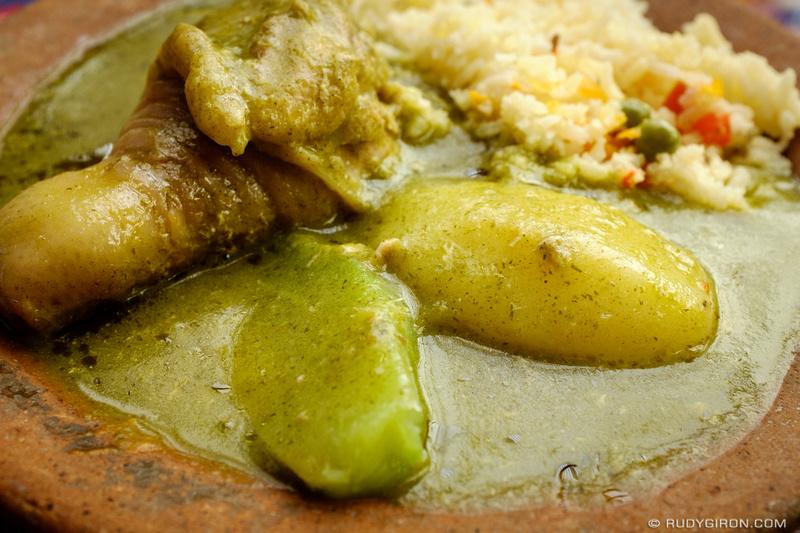 Rudy Giron: Guatemalan gastronomy &emdash; Guatemalan Food — Jocón_