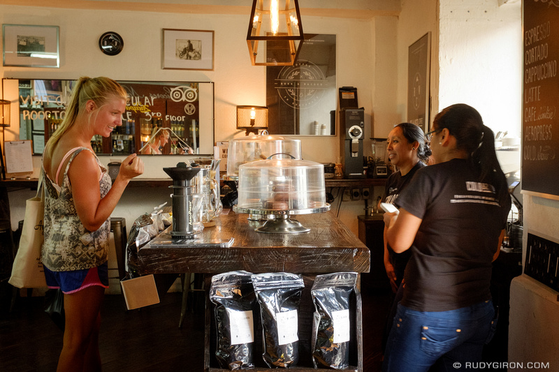 Rudy Giron: Antigua Guatemala &emdash; Bella Vista Coffee 1